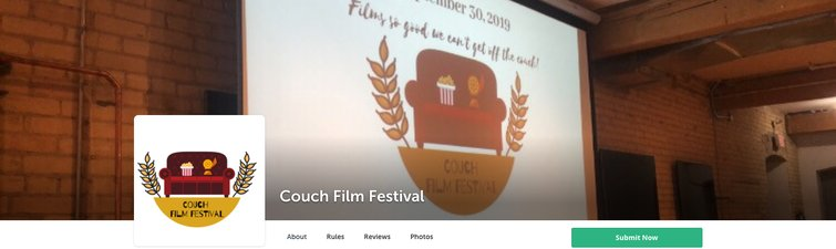 7 Best Digital Film Festivals and Online Film Challenges — Couch Film Festival