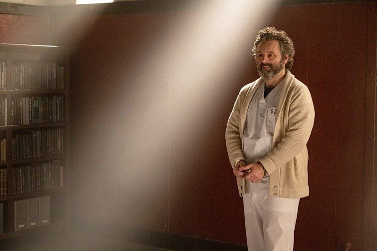 """How Creatives Use Video Collaboration Apps During Lockdown — Using Screenlight: Michael Sheen in """"Prodigal Son"""""""