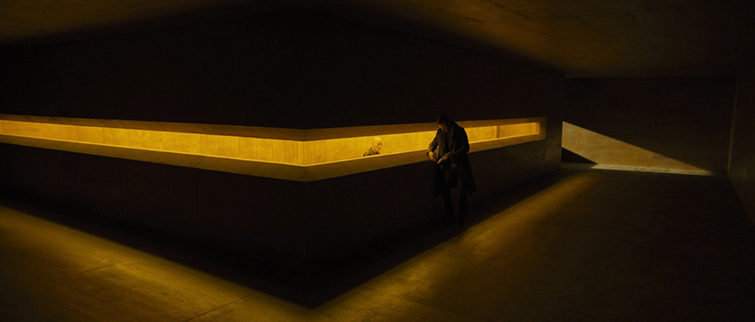 Finding Symmetry and Color in a Dystopian Future — Yellow