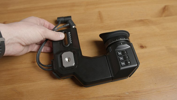 The BMPCC 6K VS. the URSA Mini Pro 4.6K G2 for Handheld Shooters — Blackmagic URSA Viewfinder