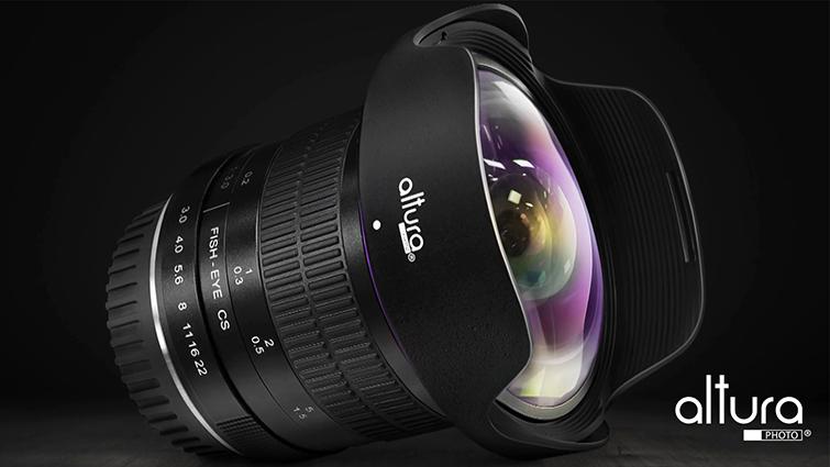 Altura Photo 8mm F/3.0