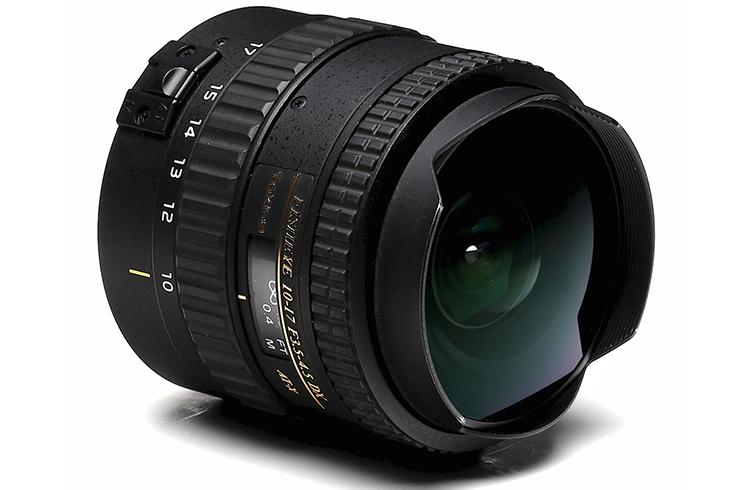 Tokina 10-17mm F/3.5-4.5