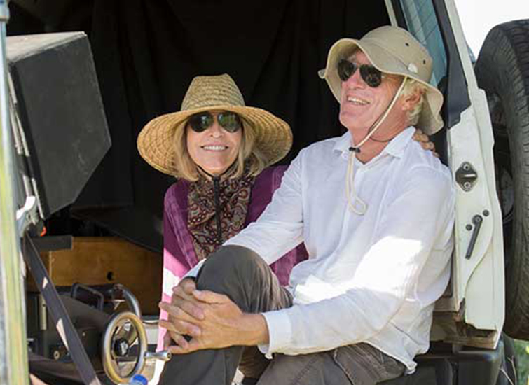 Roger Deakins Launches a New Cinematography Podcast — Roger and James Deakins