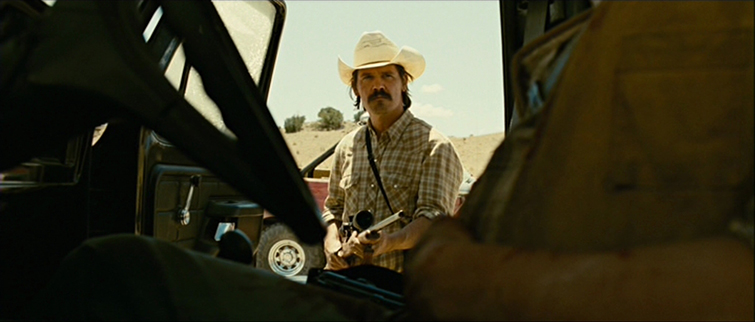 """Josh Brolin in """"No Country for Old Men"""""""