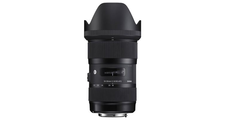 The Sigma Art 18-35mm 1.8