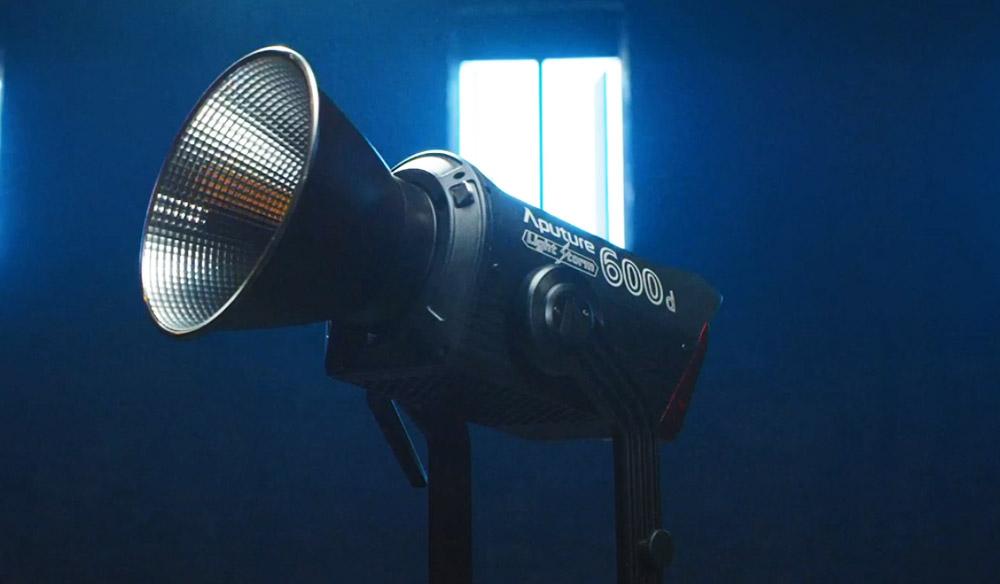 Aputure Announces Two New Light Fixtures: The 600d and NOVA 300C
