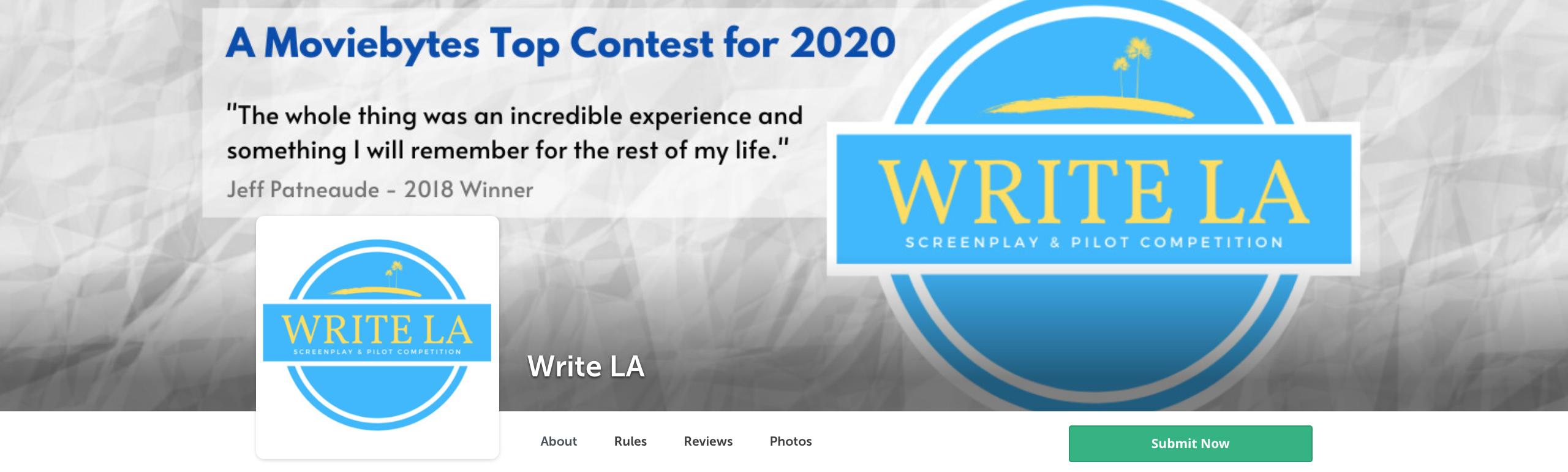 Write LA