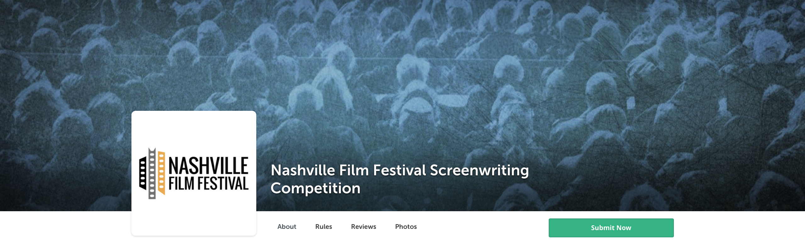 Nashville Film Festival Screenwriting Competition