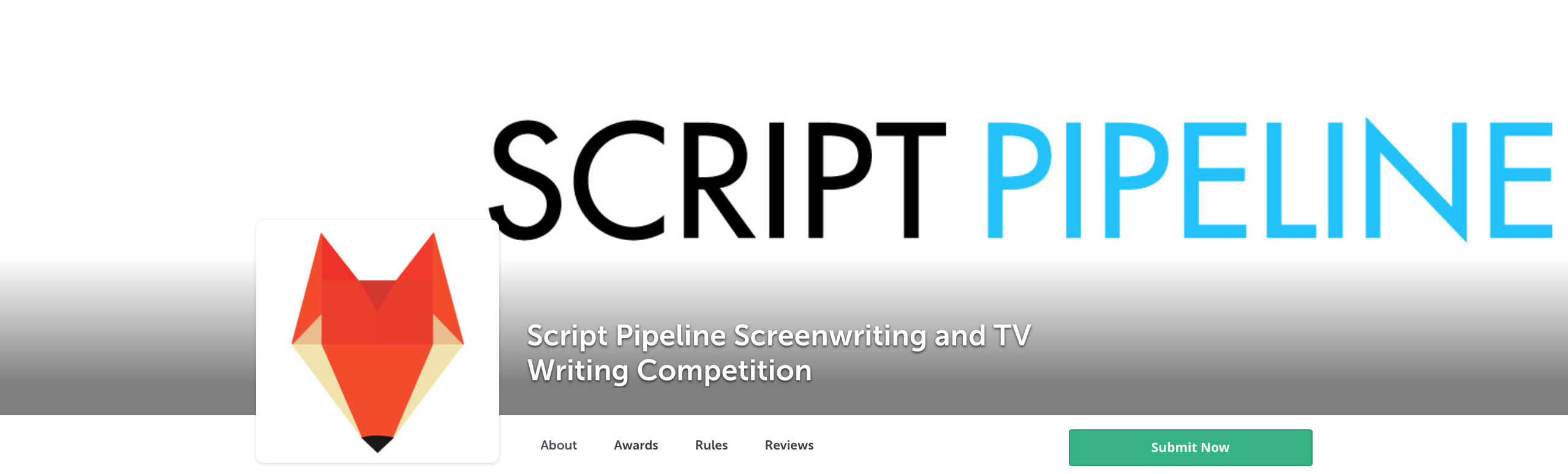 Script Pipeline Screenwriting and TV Writing Competition
