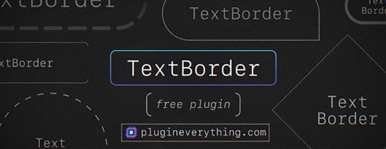 Text Border