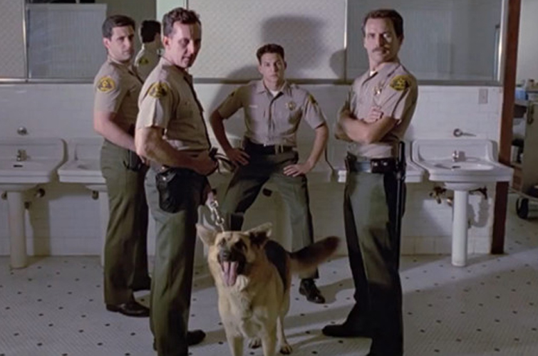 """A meta moment in """"Reservoir Dogs"""""""