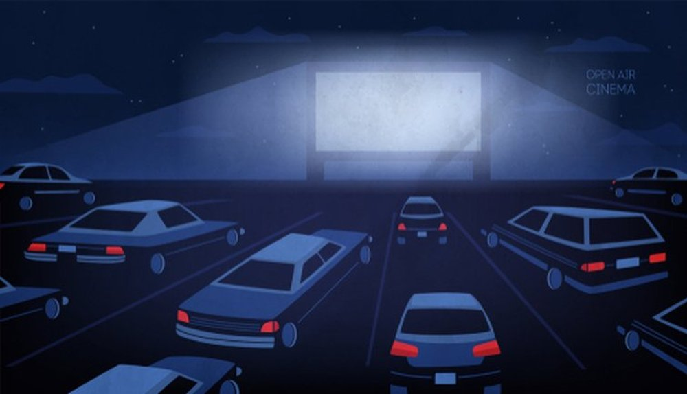Why Drive-in Movie Theaters May Be the Future of Film