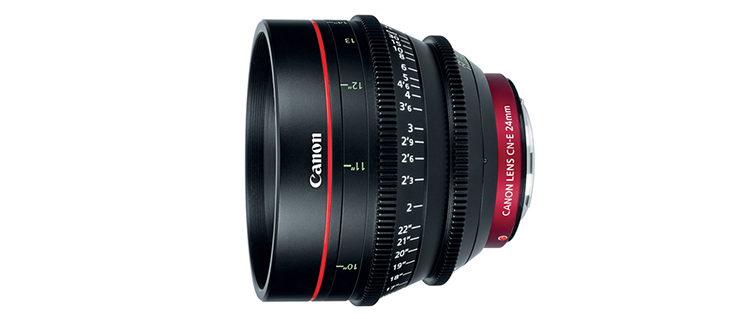 Real Cinema Lenses You Can Afford: CANON