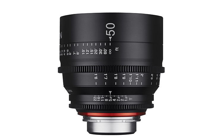 Real Cinema Lenses You Can Afford: XEEN