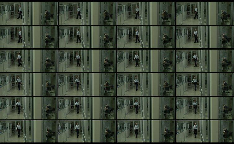 24 fps Frames from Gone Girl