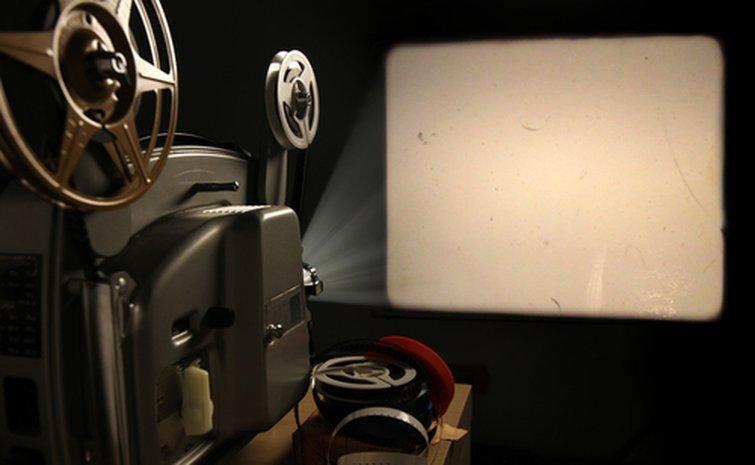 Vintage 8mm Film Projector