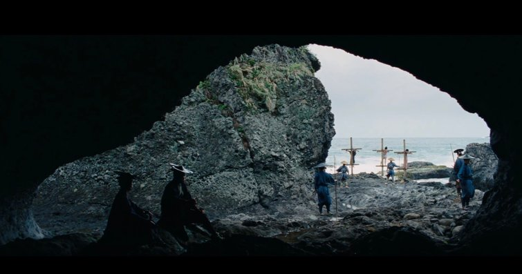 Scene from the Movie Silence