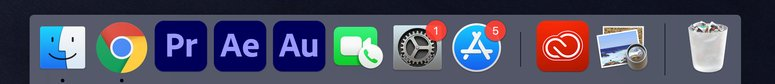 Change App Icons on a Mac