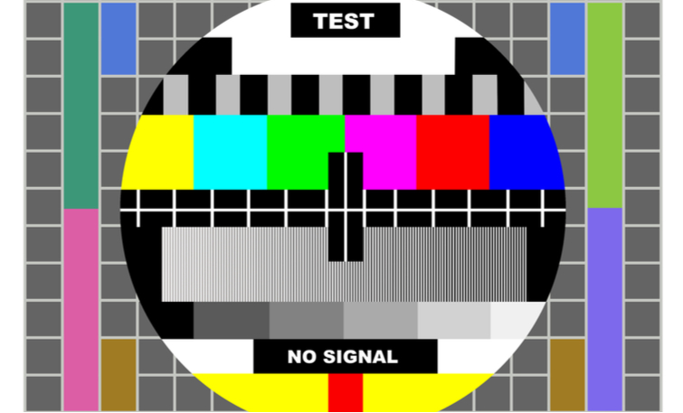 Frame Rates: Color Test Chart