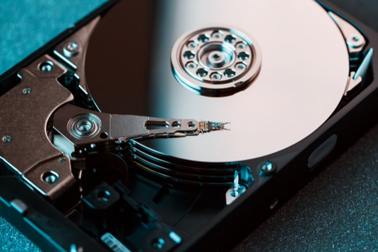 The HDD Platter