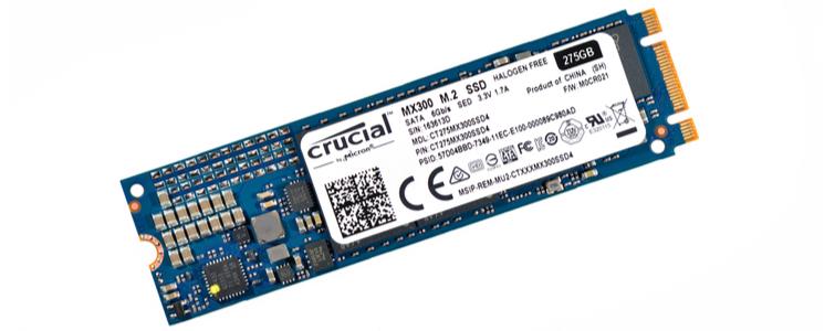 M.2 SATA SSD
