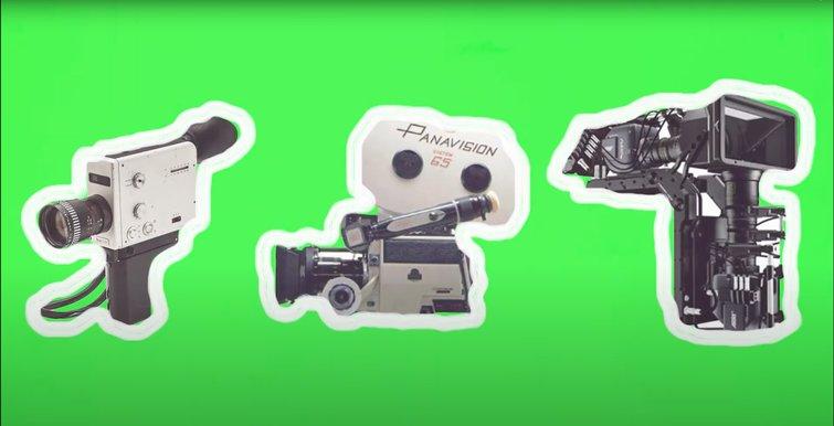 Richardson's Various Cameras