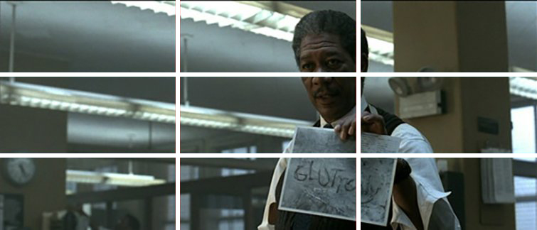 Back to Basics: The Rule of Thirds in Filmmaking - Leading
