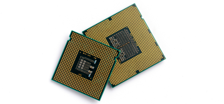CPU for Editing PC - About the size of a cracker.
