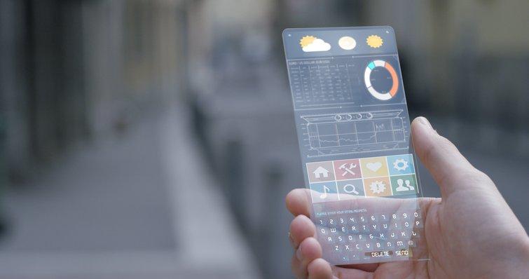 Futuristic Phones