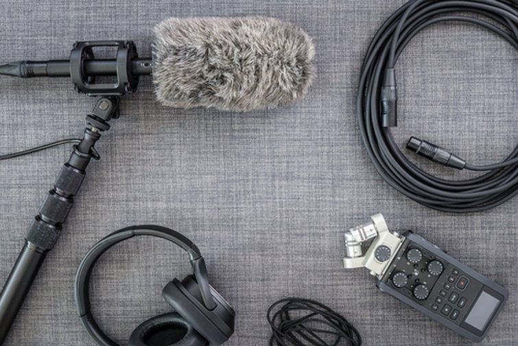 Audio Recording Gear