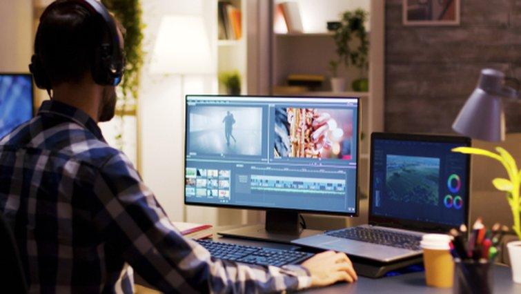 Post-Production Editing Equipment