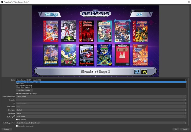 Play cap download view software Logitech Capture