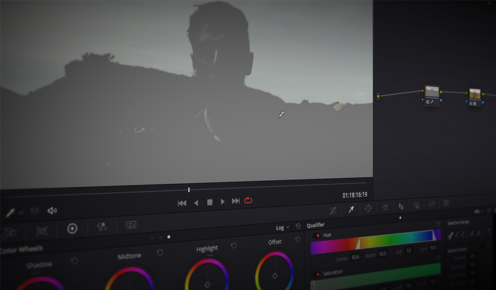 Revive Dry Landscapes in Resolve - Video Tutorial