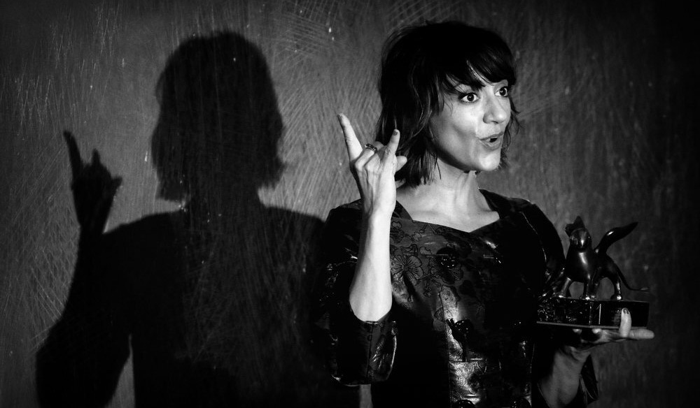 How Filmmaker Ana Lily Amirpour Teaches Us to Just Friggin' Go for It