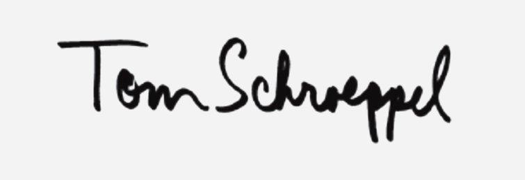 Tom Schroeppel Signature