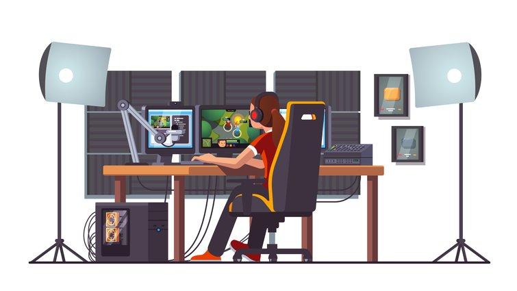 Pro Gamer Setup