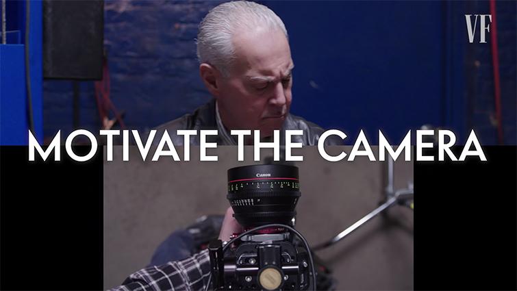 Motivate the Camera