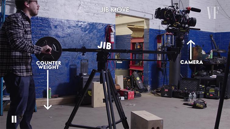Camera Operator Techniques