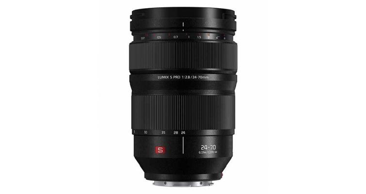 Lumix S 24-70mm f/2.8