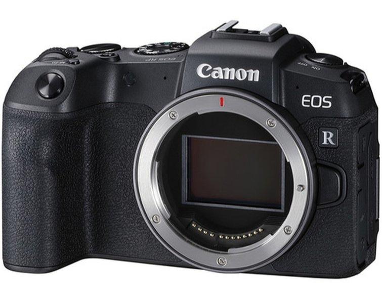 Canon EOS-R Camera