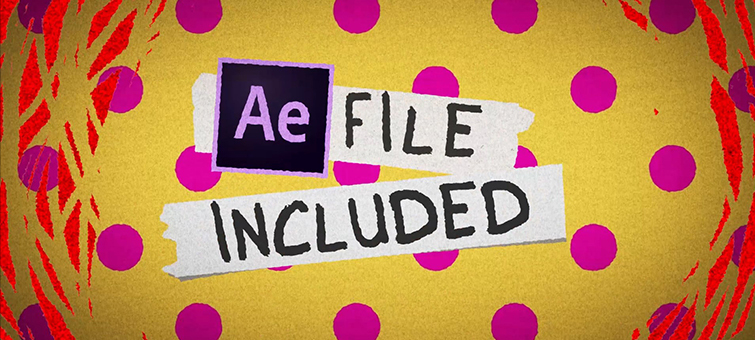 AE File Included