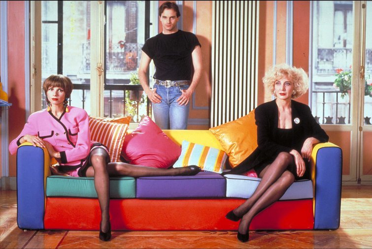 Almodovar's Film High Heels