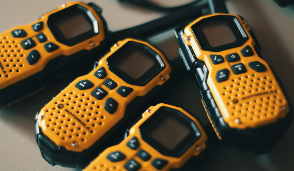 Walkie Talkie Lingo - Cover Photo
