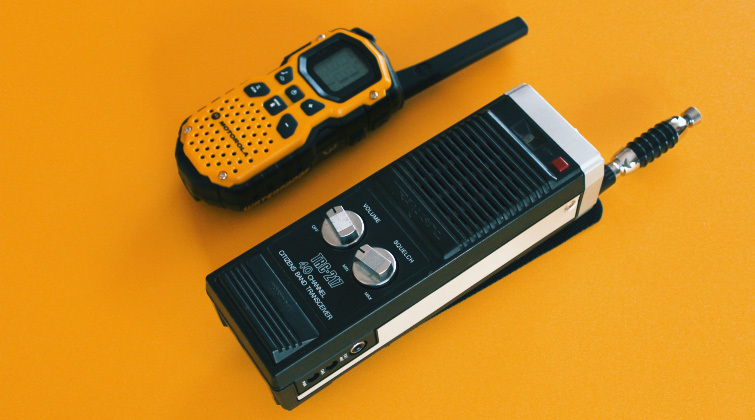Walkie-Talkie vs. CB Radio