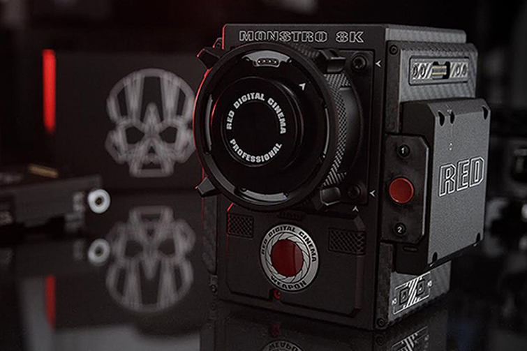 Cinematography: RED Monstro 8K