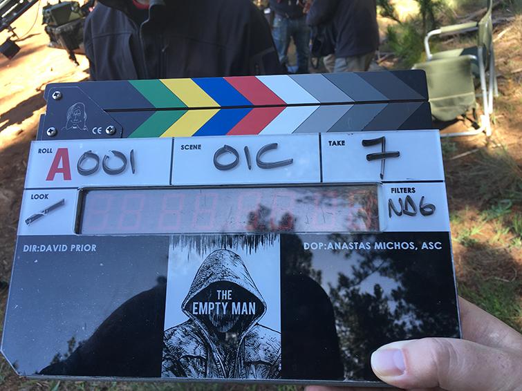 Cinematography: The Empty Man