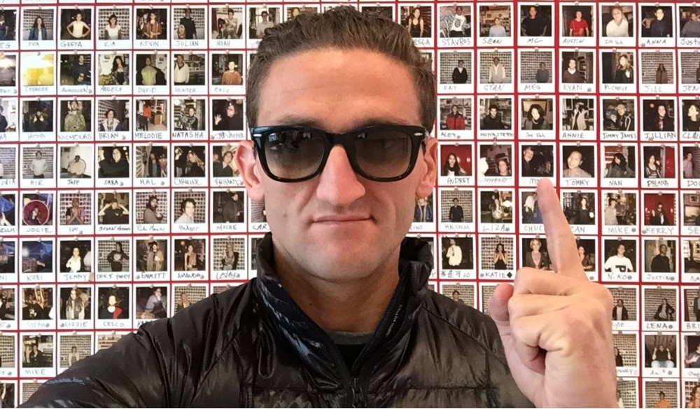 Interview: Casey Neistat on the Future of Creative Video Content