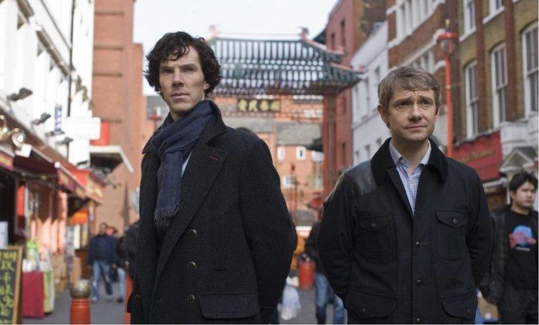 Foil Characters in Sherlock