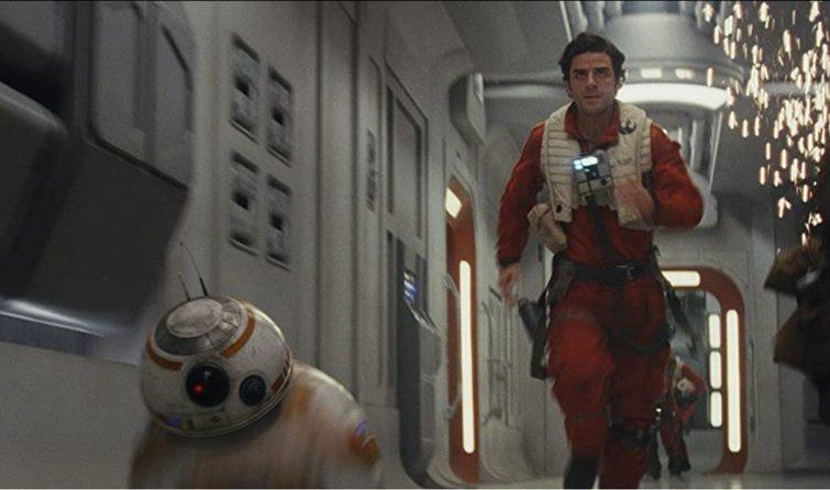 Poe Dameron in Star Wars: The Rise of Skywalker