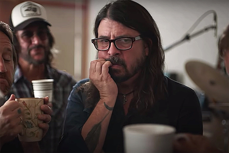 Dave Grohl in FreshPotix
